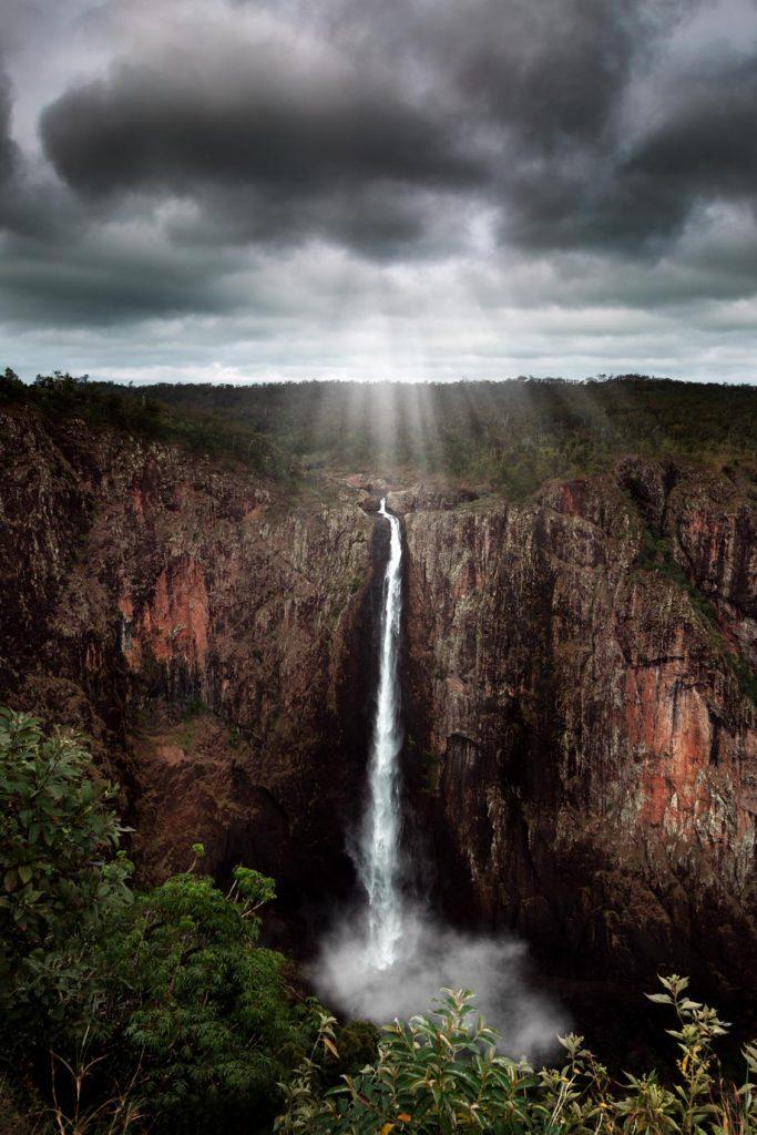 Wallaman's Falls, QLD, Australia